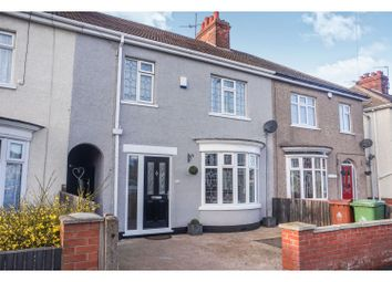 Thumbnail 3 bed terraced house for sale in Carr Lane, Grimsby