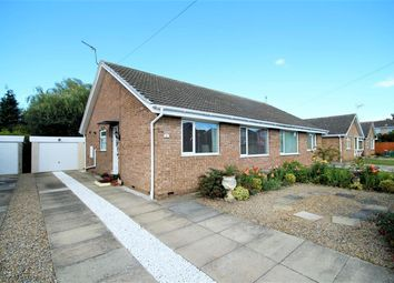 Thumbnail 2 bed semi-detached bungalow for sale in Keble Close, Bishopthorpe, York
