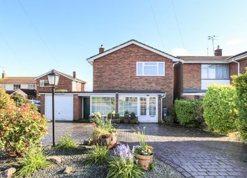 Thumbnail 3 bed detached house for sale in Nobles Green Close, Eastwood, Leigh-On-Sea