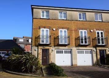 Thumbnail 4 bed town house for sale in San Diego Way, Eastbourne