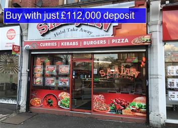 Thumbnail Restaurant/cafe for sale in Wilmslow Road, Fallowfield, Manchester