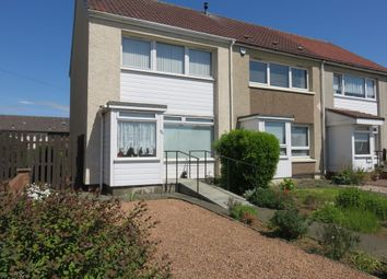 Thumbnail 2 bed end terrace house to rent in Craigmount, Kirkcaldy