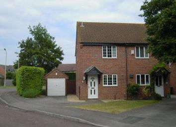 Thumbnail 2 bed semi-detached house to rent in Scrivens Mead, Thatcham
