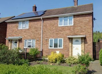 Thumbnail 2 bed semi-detached house for sale in Brinkburn Crescent, Houghton Le Spring