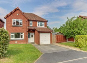 Thumbnail 4 bed detached house to rent in Northop Close, Deeside, Flintshire