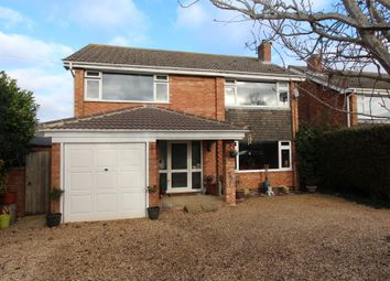 Thumbnail 5 bed detached house for sale in Welland Way, Oakham, Rutland