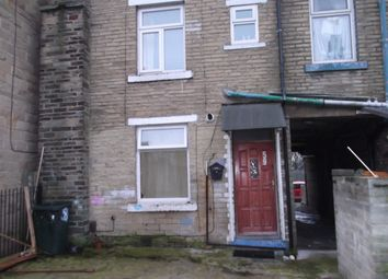 Thumbnail 3 bed terraced house to rent in Tile Street, Bradford