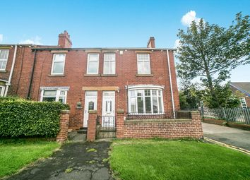 Thumbnail 3 bed terraced house to rent in Leazes Villas, Burnopfield, Newcastle Upon Tyne