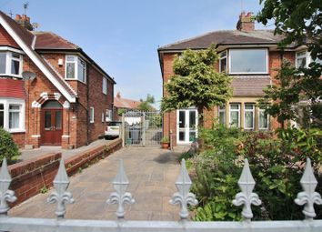 Thumbnail 3 bed semi-detached house for sale in 205 Blackpool Old Road, Poulton-Le-Fylde, Lancs