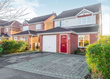 Thumbnail 3 bed detached house for sale in Safflower Avenue, Swinton, Manchester
