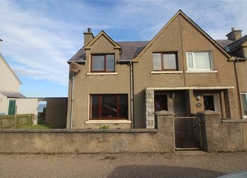 Thumbnail 3 bed semi-detached house for sale in Forteath Street, Burghead, Forres