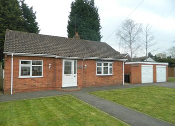 Thumbnail 3 bed detached bungalow for sale in Oxley Moor Road, Wolverhampton