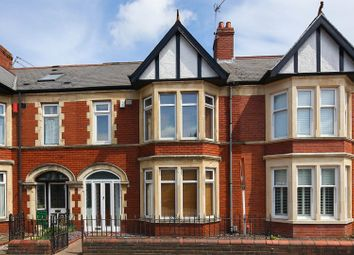 Thumbnail 3 bedroom terraced house for sale in Minster Road, Penylan, Cardiff