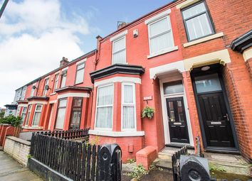 Thumbnail 4 bed terraced house for sale in Haven Street, Salford, Greater Manchester
