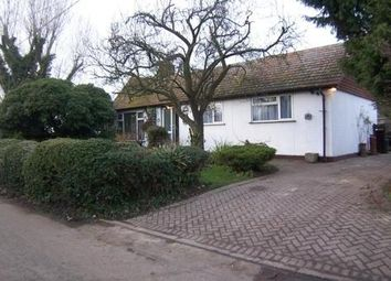 Thumbnail 4 bedroom bungalow to rent in Bull Lane, Higham