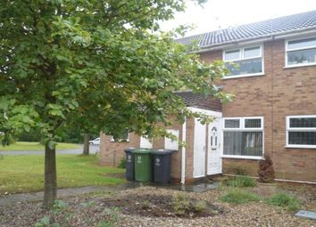 Thumbnail 1 bed flat to rent in Cabot Grove, Wolverhampton