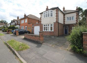 Thumbnail 3 bed detached house for sale in Cedar Avenue, Birstall, Leicester