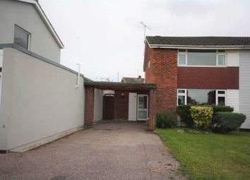 Thumbnail 3 bed semi-detached house to rent in Linden Leas, Benfleet