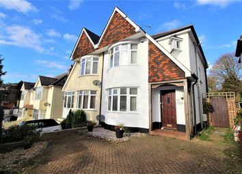 Thumbnail 3 bed semi-detached house for sale in Trumlands Road, Torquay