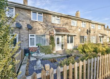 Thumbnail 3 bed terraced house for sale in Beech Close, Huntingdon, Cambridgeshire