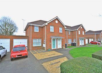 Thumbnail 3 bed semi-detached house for sale in Longcroft Lane, Welwyn Garden City, Hertfordshire