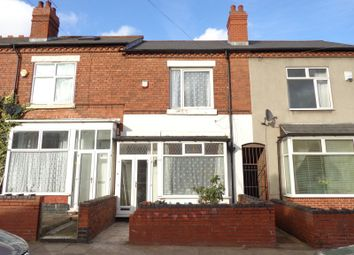 Thumbnail 3 bed terraced house for sale in Aylesford Road, Handsworth