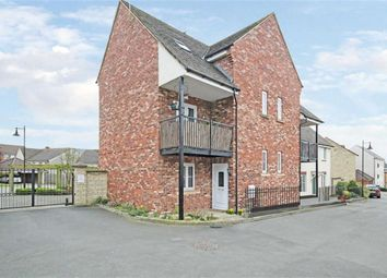 Thumbnail 2 bedroom semi-detached house for sale in Knole Close, Redhouse, Wiltshire