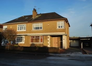 Thumbnail 3 bed semi-detached house for sale in Gartcows Drive, Falkirk