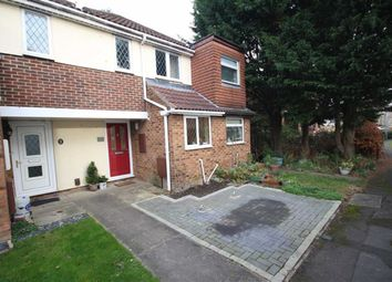 Thumbnail 2 bed terraced house for sale in Osprey Close, Swindon