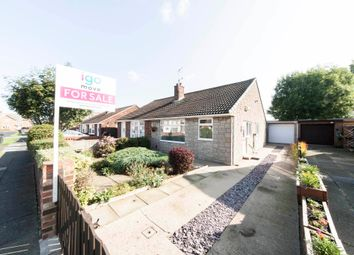 Thumbnail 2 bed semi-detached bungalow for sale in Stokesley Road, Seaton Carew, Hartlepool
