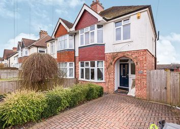 Thumbnail 3 bed semi-detached house to rent in Hoads Wood Road, Hastings