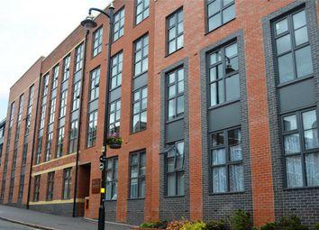 Thumbnail 2 bed flat for sale in Metalworks, 93 Warstone Lane, Birmingham, West Midlands