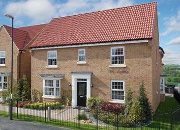 "Thumbnail 4 bedroom detached house for sale in ""Layton"" at Bridlington Road, Stamford Bridge, York"