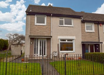 Thumbnail 3 bed end terrace house for sale in Wood Place, Rosyth