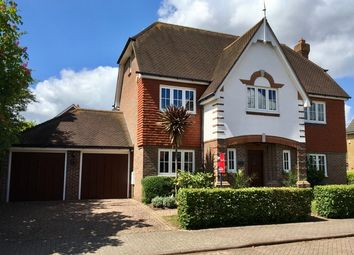 Thumbnail 5 bed property for sale in Savile Close, Thames Ditton