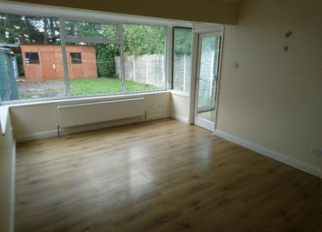 Thumbnail 2 bed bungalow to rent in Moseley Road, Bilston