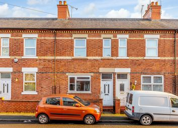 Thumbnail 2 bed terraced house for sale in Talbot Road, Wrexham