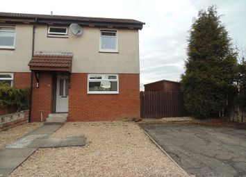 Thumbnail 2 bed semi-detached house for sale in Arnott Quadrant, Motherwell