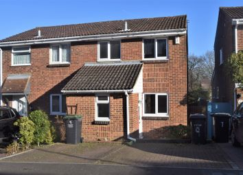 Thumbnail 3 bed semi-detached house for sale in Valley Rise, Chatham