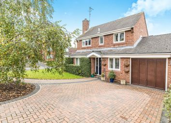 Thumbnail 4 bed detached house for sale in White Hill, Home Meadow, Worcester