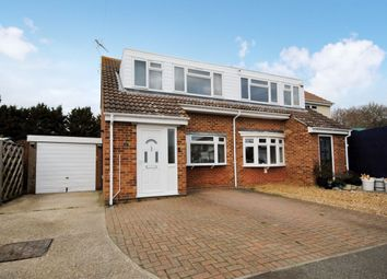 Thumbnail 3 bed semi-detached house for sale in Rachael Gardens, Silver End, Witham