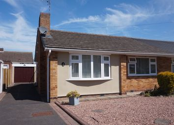 Thumbnail 2 bed semi-detached bungalow for sale in Lavender Road, Amington, Tamworth