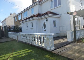 Thumbnail 2 bed semi-detached house to rent in Pencoed Road, Burry Port