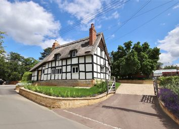 Thumbnail 4 bed detached house for sale in Kennel Bank, Cropthorne, Pershore, Worcestershire