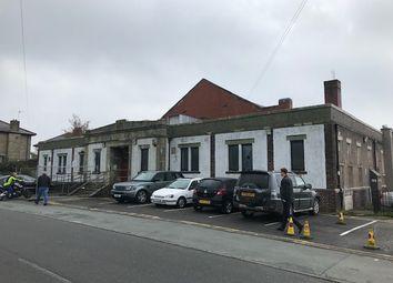 Thumbnail Commercial property for sale in Former Haslingden Baths, East Bank Avenue, Haslingden