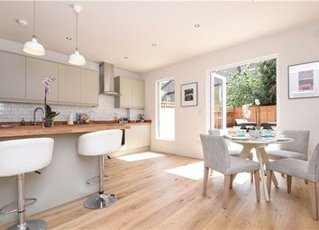 Thumbnail 4 bed terraced house for sale in Longmead Road, London