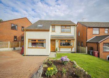 Thumbnail 5 bedroom detached house for sale in Moorcroft, Lower Darwen, Darwen