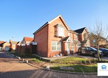Thumbnail 4 bed semi-detached house to rent in Hornbeam Close, Leicester