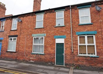 Thumbnail 3 bed terraced house for sale in Winn Street, Lincoln