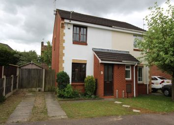 Thumbnail 2 bed semi-detached house for sale in Warwick Drive, Ilkeston